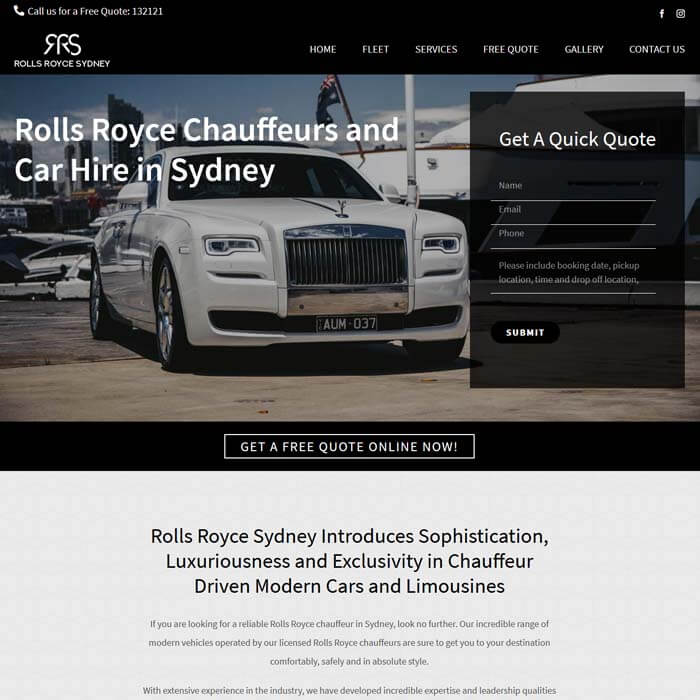 Rolls Royce Services